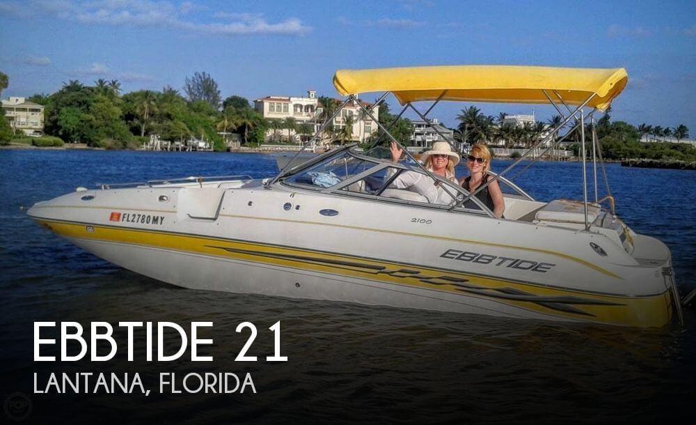 Used Ebbtide Boats For Sale by owner | 2005 Ebbtide 21