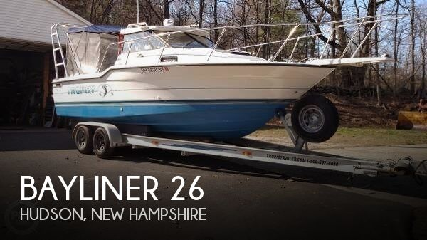Used Boats For Sale by owner | 1991 Bayliner 26