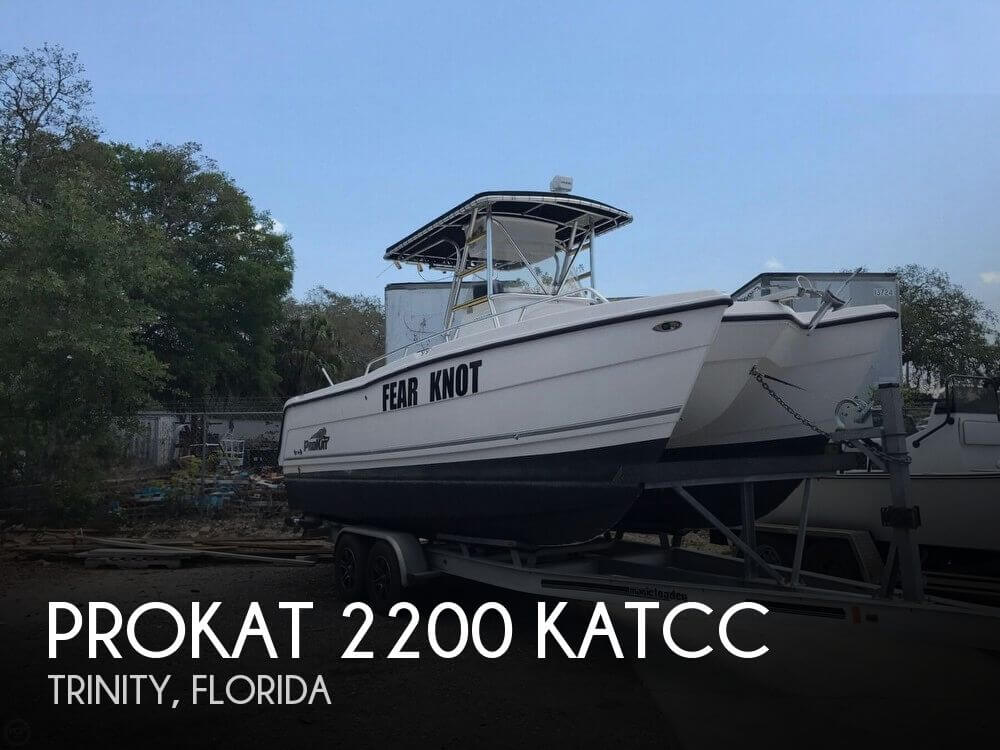 Used ProKat Boats For Sale by owner | 2006 ProKat 22