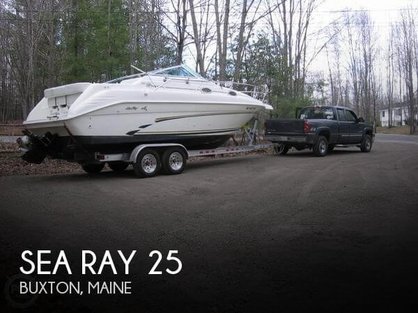 Used Sea Ray 25 Boats For Sale by owner | 1998 Sea Ray 25