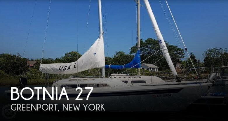 Used Boats For Sale in Providence, Rhode Island by owner | 1979 Botnia 27
