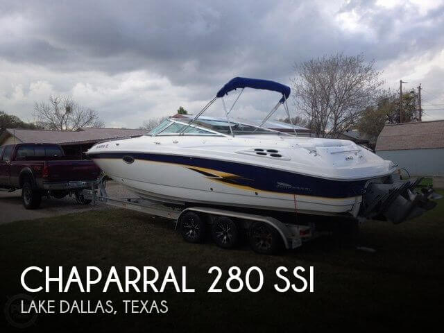 Used Chaparral 27 Boats For Sale by owner   2000 Chaparral 27