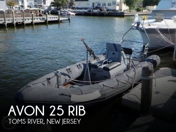 1986 Avon boat for sale, model of the boat is 25 RIB & Image # 1 of 40