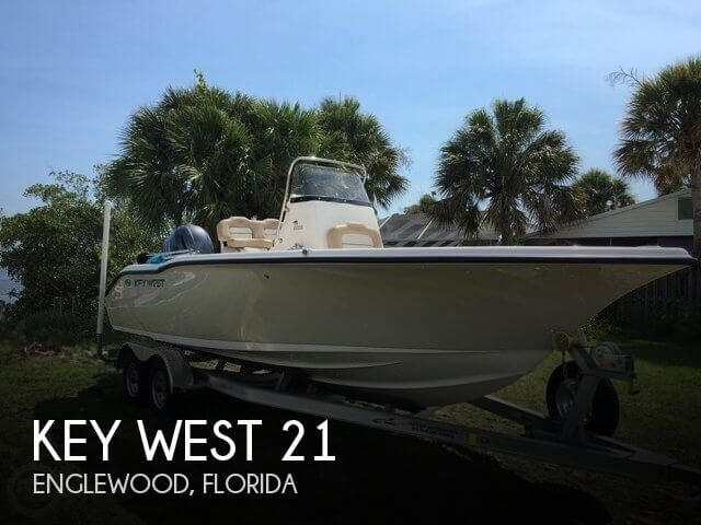 Used Key West Boats For Sale by owner | 2014 Key West 21