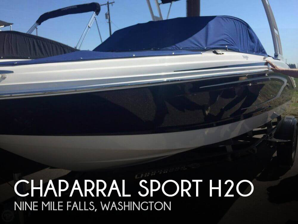 Used Chaparral Ski Boats For Sale by owner | 2016 Chaparral 19