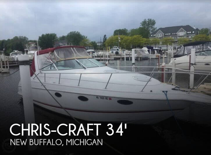 Used Chris Craft Boats For Sale in Michigan by owner | 1992 Chris-Craft 34
