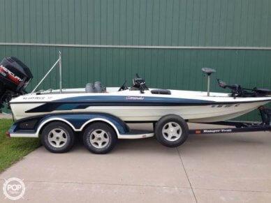 Ranger Boats Commanche 519SVS, 20', for sale - $19,500