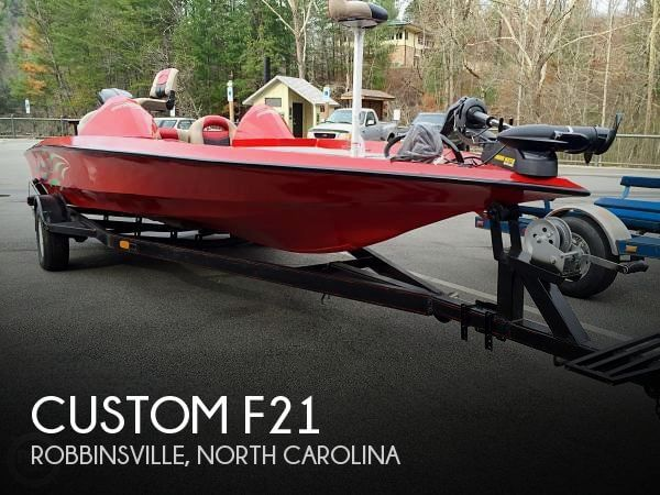 Used Custom Boats For Sale in North Carolina by owner   2016 Custom 21