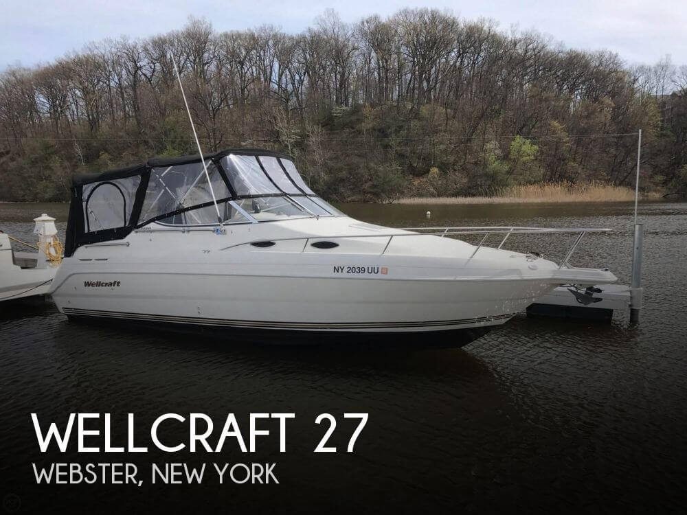 Used Wellcraft 27 Boats For Sale by owner | 2000 Wellcraft 27