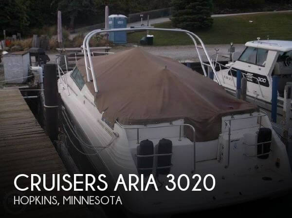 Used Aries Boats Boats For Sale by owner   1992 Aries Boats 30