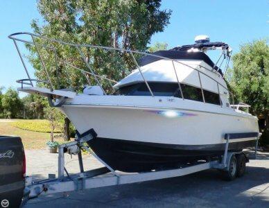 Skipjack 26 Flybridge, 26', for sale - $64,500