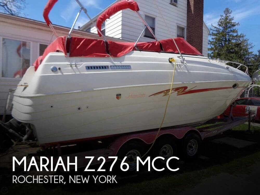 Used Mariah Boats For Sale by owner | 1997 Mariah 27