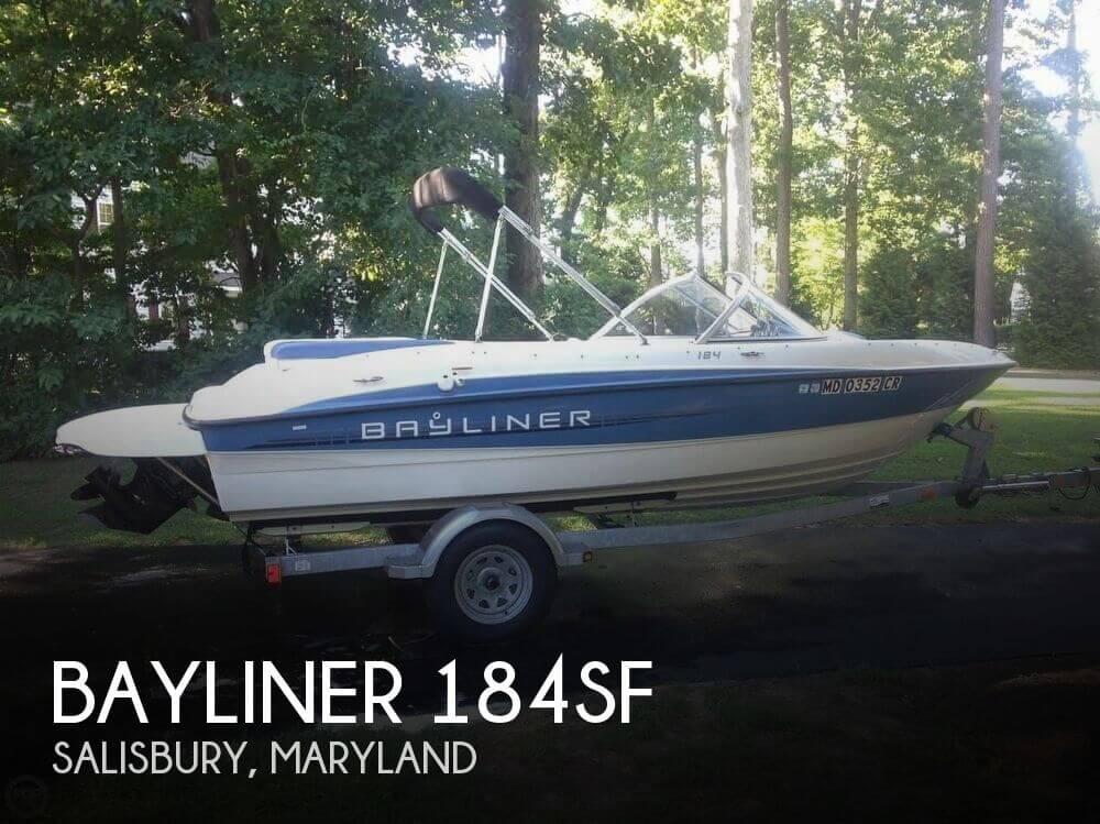 Used Bayliner Boats For Sale in Maryland by owner | 2012 Bayliner 18