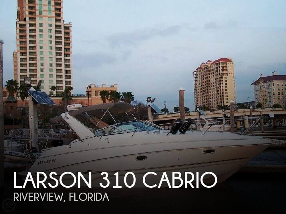Used Larson Boats For Sale by owner | 2003 Larson 31