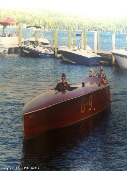 1989 Custom 26 Gold Cup Race Boat - Photo #2