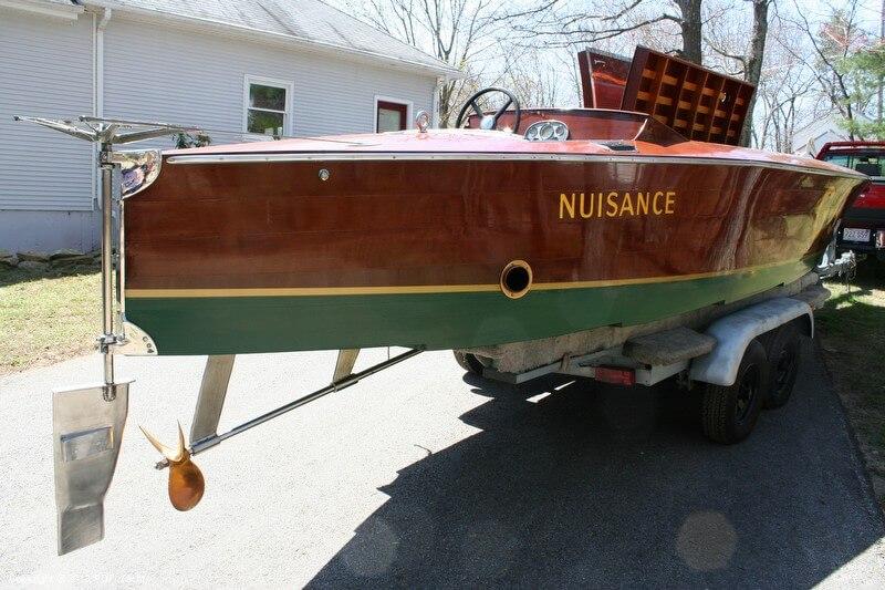 1989 Custom 26 Gold Cup Race Boat - Photo #10