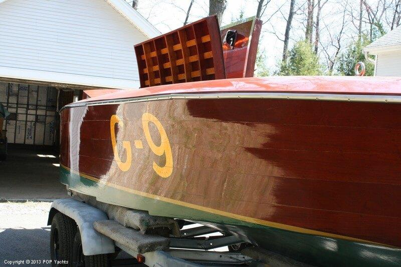 1989 Custom 26 Gold Cup Race Boat - Photo #12