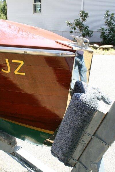 1989 Custom 26 Gold Cup Race Boat - Photo #16