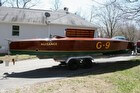 1989 Custom 26 Gold Cup Race Boat - #1