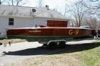1989 Custom 26 Gold Cup Race Boat - #1