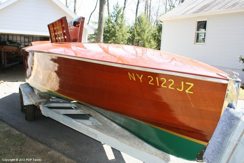 1989 Custom 26 Gold Cup Race Boat - Photo #13