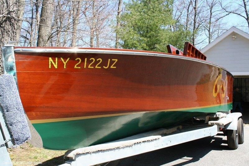 1989 Custom 26 Gold Cup Race Boat - Photo #15
