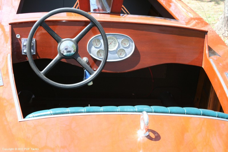 1989 Custom 26 Gold Cup Race Boat - Photo #21