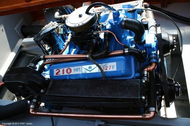 1989 Custom 26 Gold Cup Race Boat - Photo #28