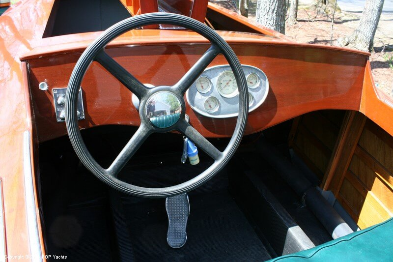 1989 Custom 26 Gold Cup Race Boat - Photo #40