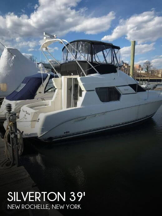 Used Silverton Motoryachts For Sale by owner | 1997 Silverton 39