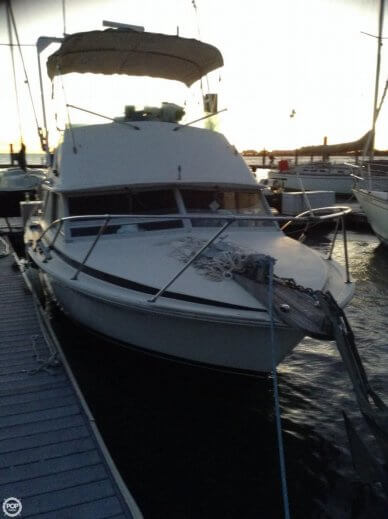 Bertram Sportfish, 28', for sale - $19,950