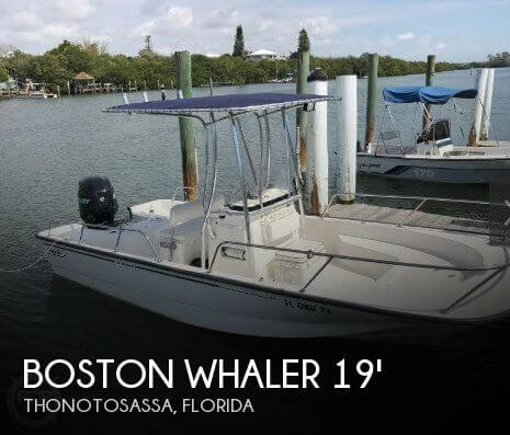 Used Boston Whaler Boats For Sale in Florida by owner | 2010 Boston Whaler 19