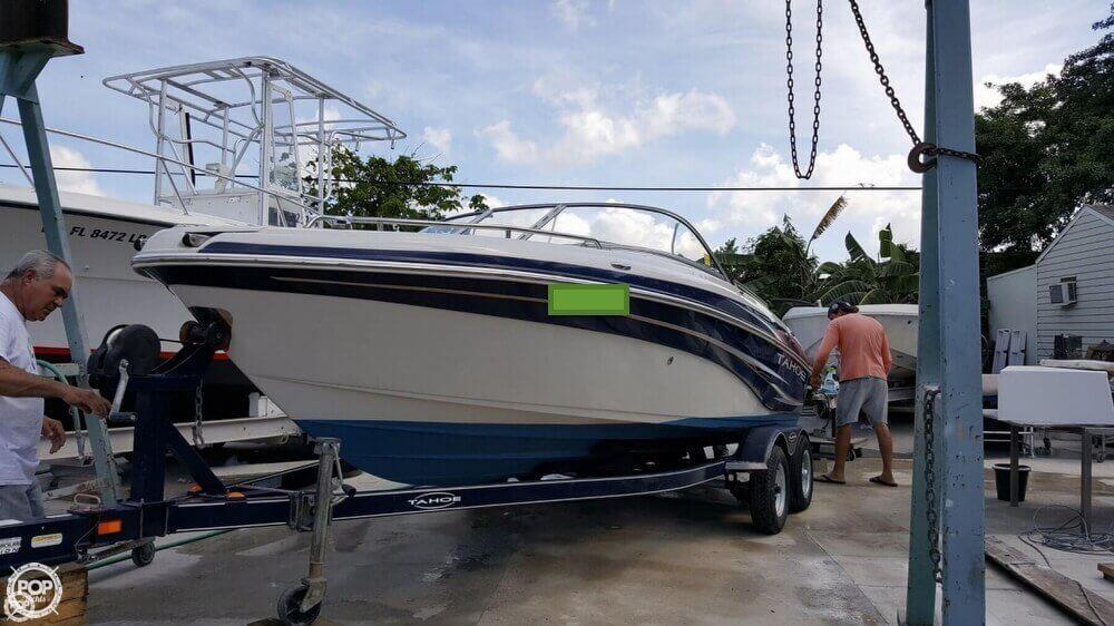 sold tahoe q7i boat in miami fl 128423 rh popyachts com 2001 Tahoe Q7 Boat 2010 Tahoe Q7