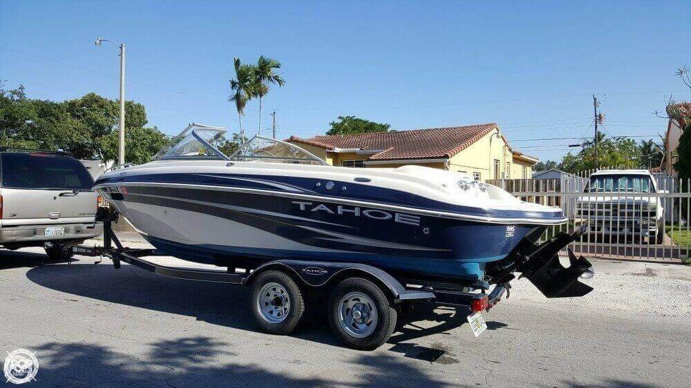 sold tahoe q7i boat in miami fl 128423 rh popyachts com 2008 Tahoe Q7 2010 Tahoe Q7