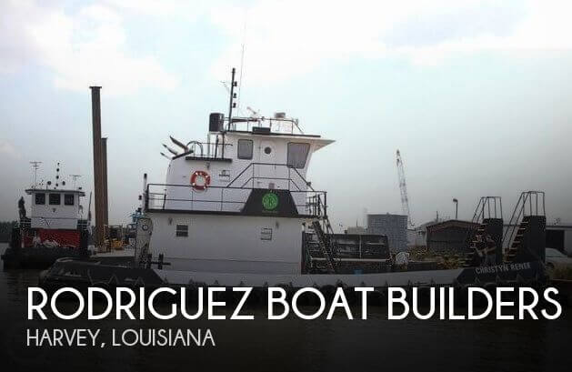 Used Boats For Sale in New Orleans, Louisiana by owner | 2007 Rodriguez Boat Builders 66