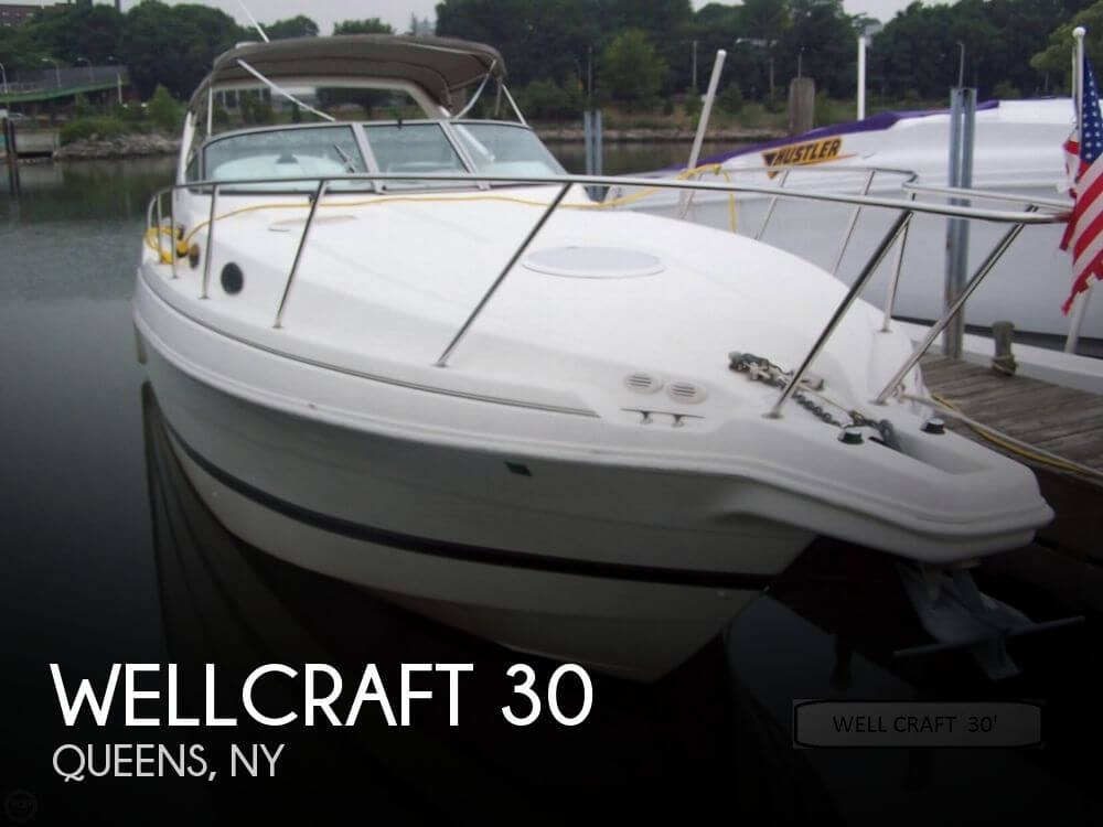 Used Wellcraft Boats For Sale in New York by owner | 2000 Wellcraft 30