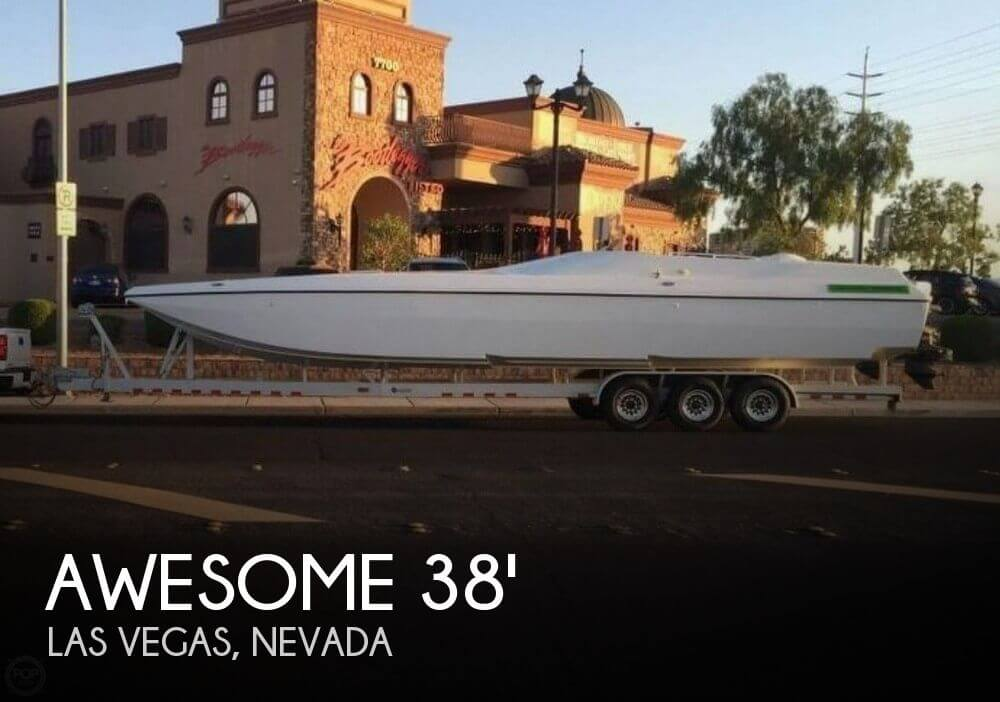 Used Boats For Sale in Nevada by owner | 1999 Awesome 38