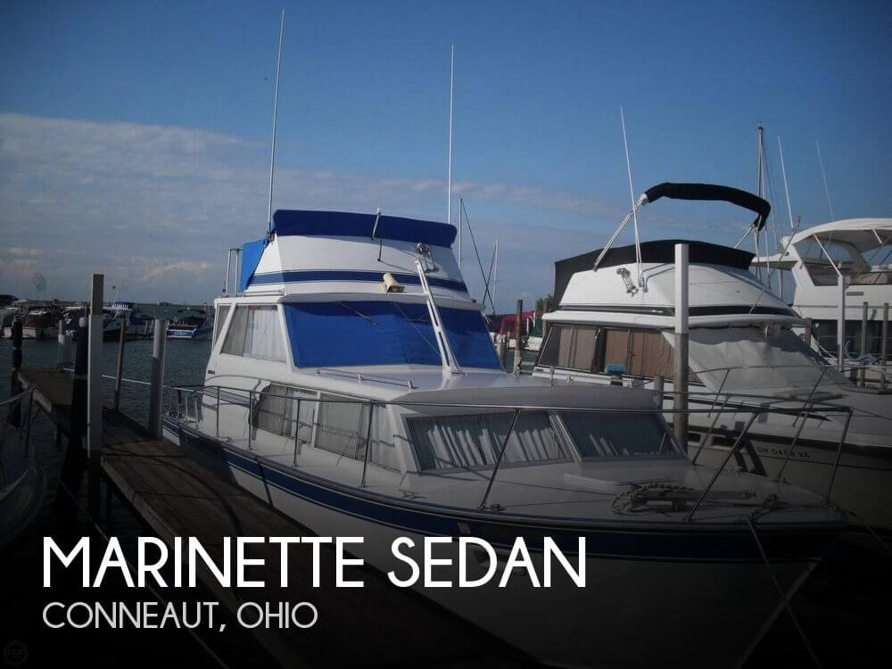 Used Motoryachts For Sale in Ohio by owner | 1975 Marinette 32