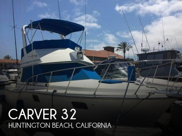 Used Carver 32 Boats For Sale by owner | 1983 Carver 32