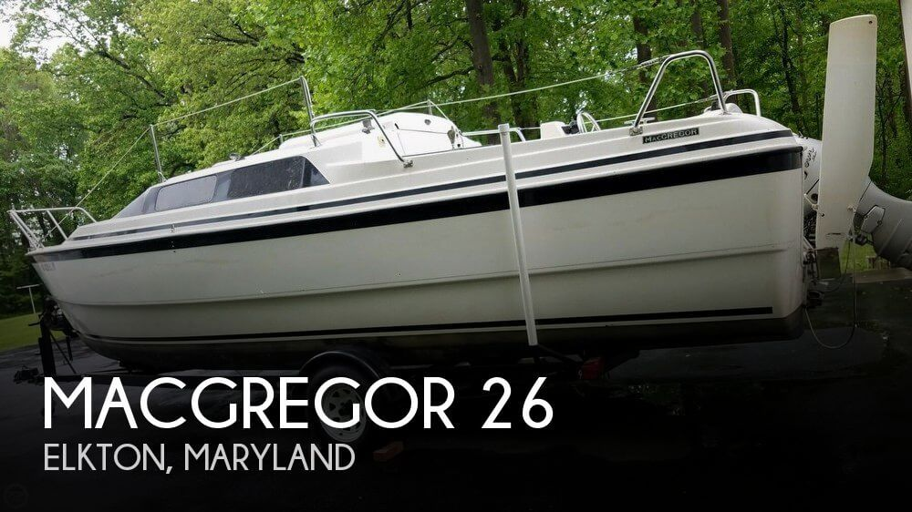 Used Boats For Sale by owner | 2000 MacGregor 25