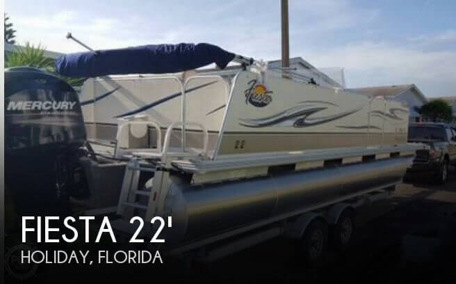 Used Fiesta Boats For Sale by owner | 2013 Fiesta 22