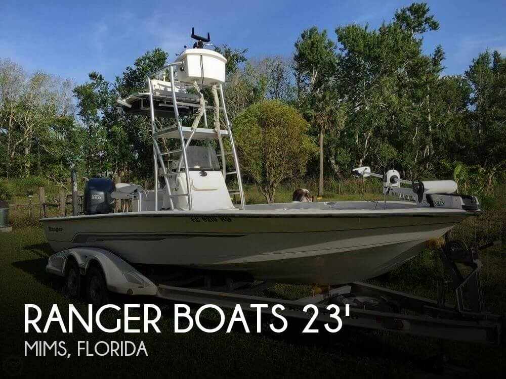 Used Ranger Boats For Sale by owner | 2007 Ranger Boats 23