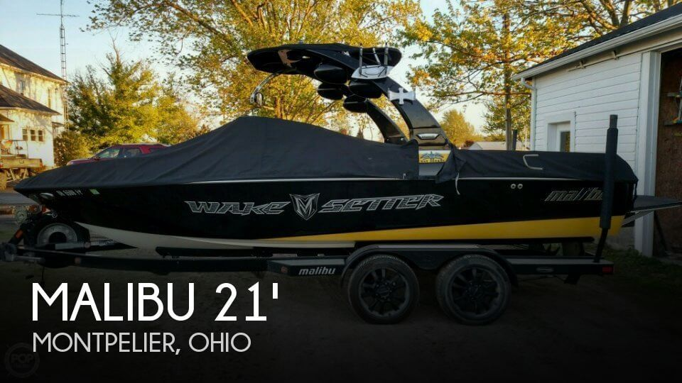 Used Boats For Sale in Kalamazoo, Michigan by owner | 2008 Malibu 23