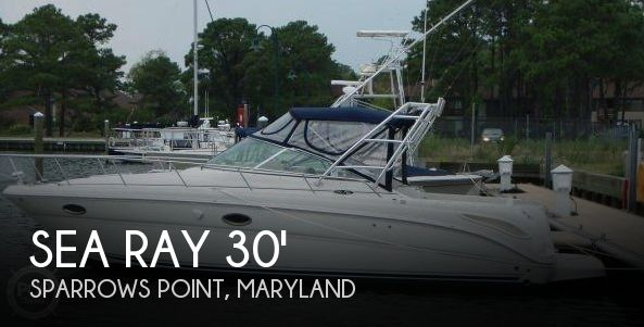 Used Sea Ray 29 Boats For Sale by owner | 2005 Sea Ray 290 Amberjack