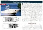 2005 Sea Ray 290 Amberjack - #4