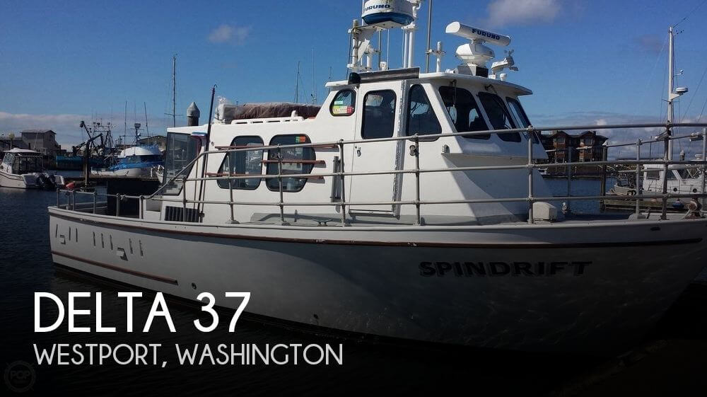 Used 37 Boats For Sale by owner | 1976 Delta 37