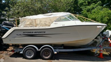 Hydra-Sports 202 D.C. Lightning Series, 22', for sale - $16,900