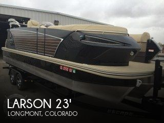 Used Boats For Sale in Fort Collins, Colorado by owner | 2014 Larson 23