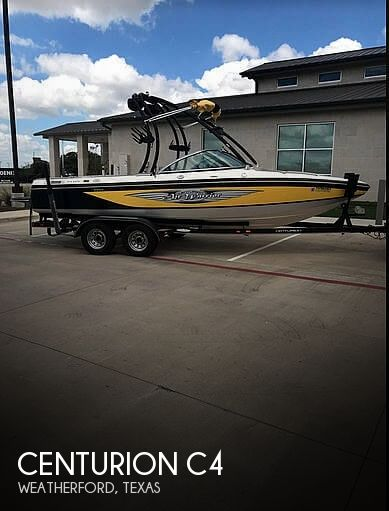 Used Centurion 21 Boats For Sale in Texas by owner   2008 Centurion 21