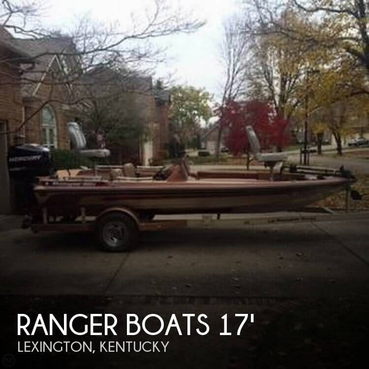 Used Boats For Sale in Lexington, Kentucky by owner | 1990 Ranger Boats 17